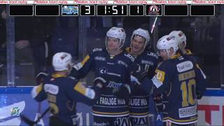 14-12-18 highlights Blue Fox - Frederikshavn White Hawks