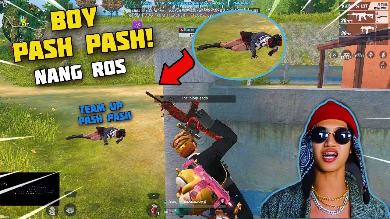 Download ROS HIGHLIGHTS | BOY PASH PASH NG ROS NAKALABAN KO SOLO SQUAD RANDOM CLIPS!