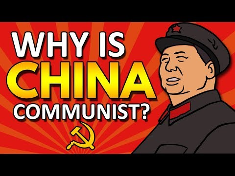 The Chinese Civil War   Animated History