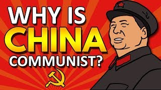 The Chinese Civil War | Animated History