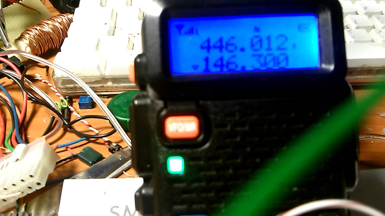 Arduino SDR #3 - FM using AD9850 on VHF amateur band