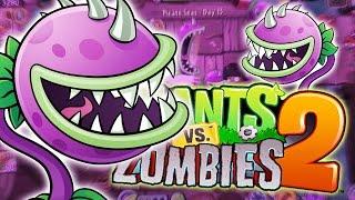 Plants vs Zombies 2 - CHOMPER