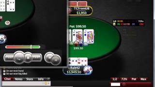 $10/$20 HU Cash Live Play
