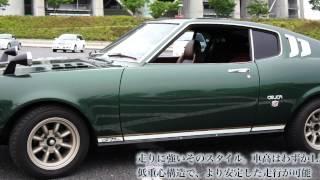 トヨタ セリカ  リフトバック  2000GT  RA25 18RG 昭和50  旧車 かもがた