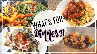 What's for Dinner? | Easy Affordable Family Meal Ideas | The Welders Wife