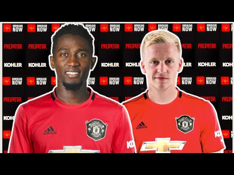 Donny Van De Beek To Man Utd Close Ndidi To Manchester United Man Utd News Youtube