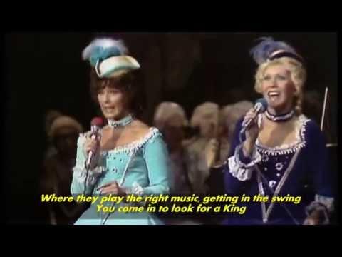 ABBA Dancing Queen (English subtitles)