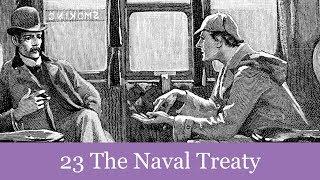 A Sherlock Holmes Adventure: 23 The Naval Treaty Audiobook