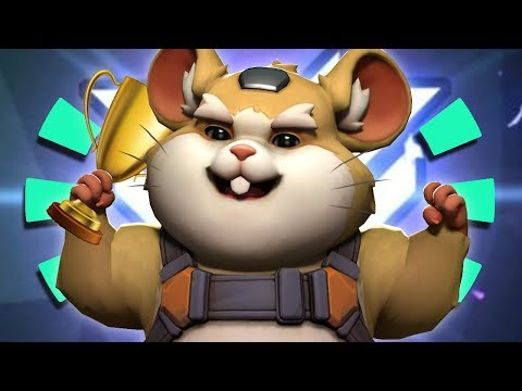 How I Became the #1 Hammond in Overwatch