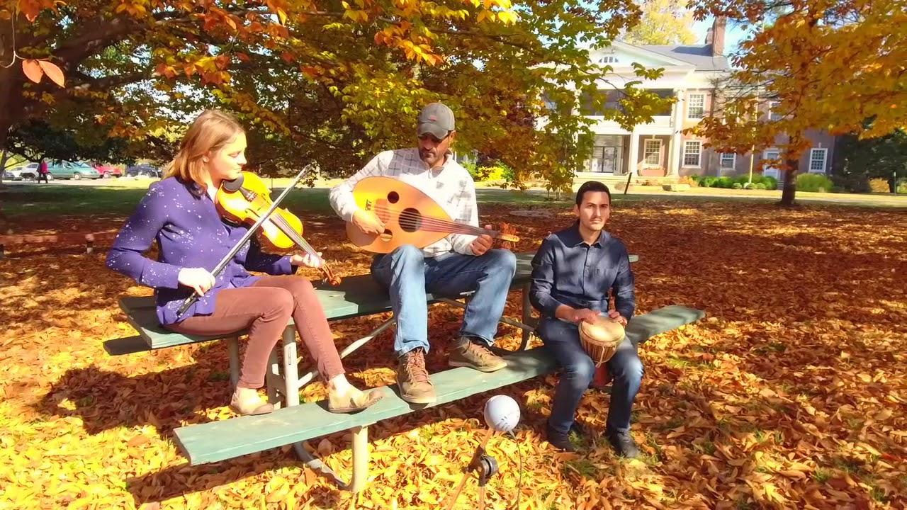 Download Esmael Alawadi, Cheyenne Mize, & Sanaan Hamza: KRM Live at the Parks