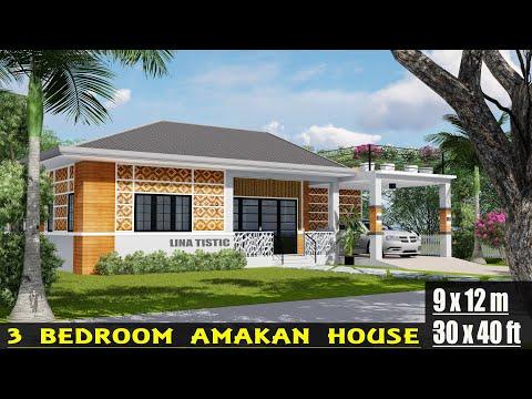 modern-amakan-house- -3-bedroom-with-roof-deck-(9-x-12-meters)