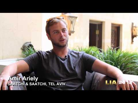 LIA Las Vegas Creative Conversations: Amir Ariely Part 1