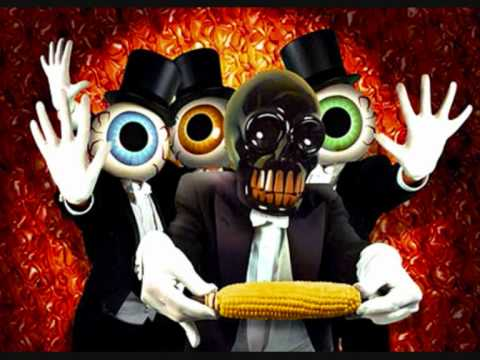 the residents sinister exaggerator