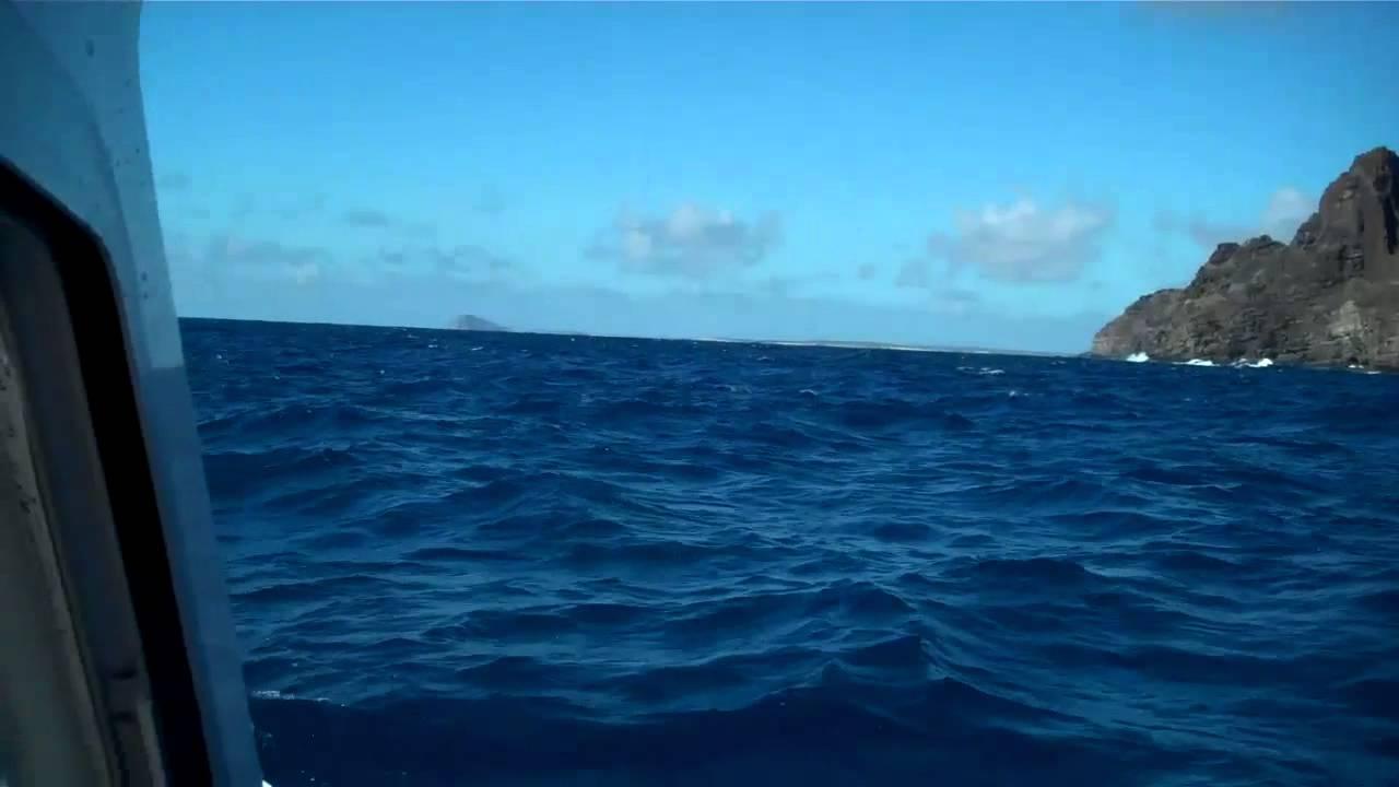 Niihau fishing kauai hawaii youtube for Kauai fishing report
