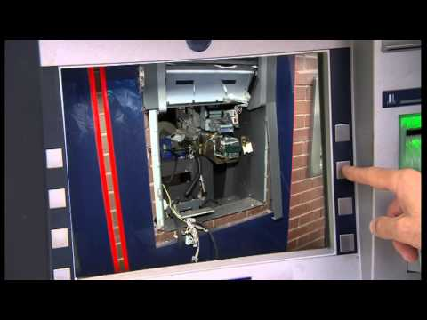 ATM Gang (5/9/14) - BBC East Midlands Today