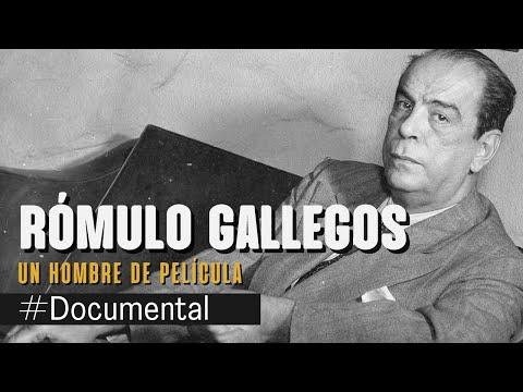 #Documental - Rómulo Gallegos. Horizonte Y Caminos