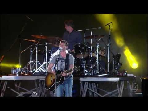 [HD] James Blunt - Carry You Home   Festival de Verão de Salvador 2012