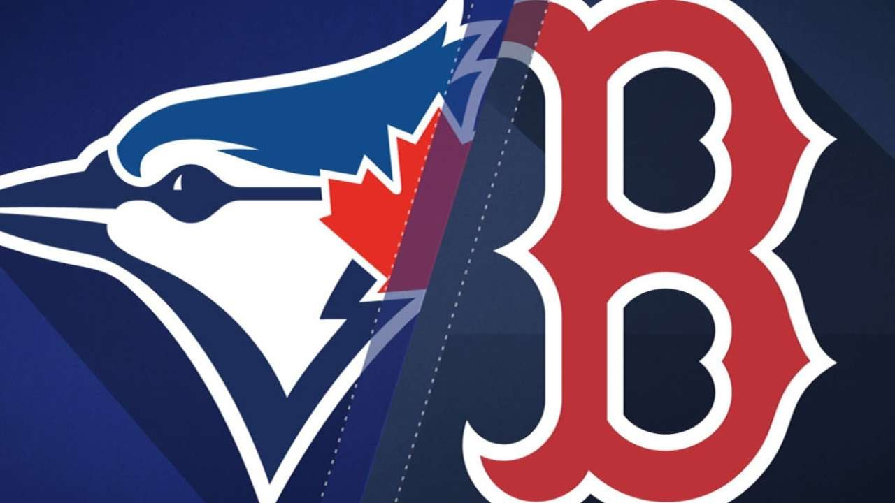 Red Sox beat Blue Jays for 100th victory