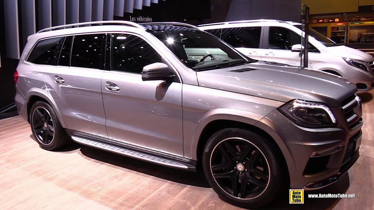 2015 mercedes-benz gl350 bluetec fascination - exterior, interior