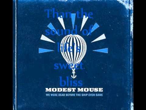 Modest Mouse-Missed the Boat Lyrics