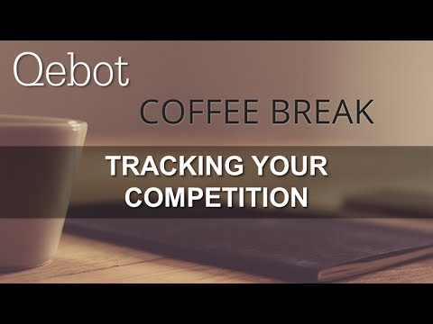 qebot coffee break tracking your competition youtube. Black Bedroom Furniture Sets. Home Design Ideas