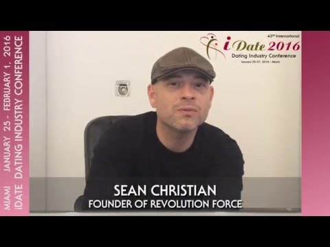 Sean Christian, Founder Of Revolution Force On Affiliate Marketing For Dating Sites