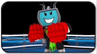 Will I Become A Boxing Champion - Roblox RoBoxing