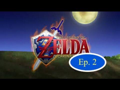 Zelda Ocarina of Time: Rule 34 & Mermaids - Part 2 - TDC