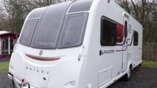 Caravan Review: Bailey Unicorn Valencia