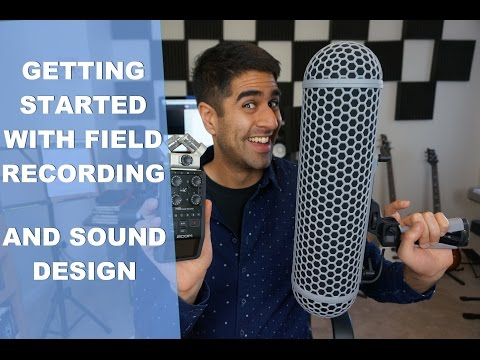Field Recording - Gear Basics