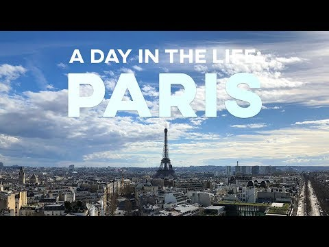 A Day In The Life: Study Abroad Paris