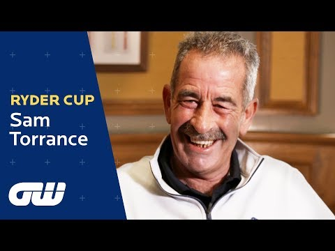 The GREATEST Ryder Cup Player Ive Seen! | Sam Torrance Interview | Ryder Cup | Golfing World