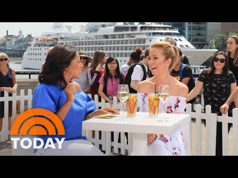 Kathie Lee Gifford And Sheinelle Jones Take On London Ahead Of 'Mamma Mia: Here We Go Again' | TODAY