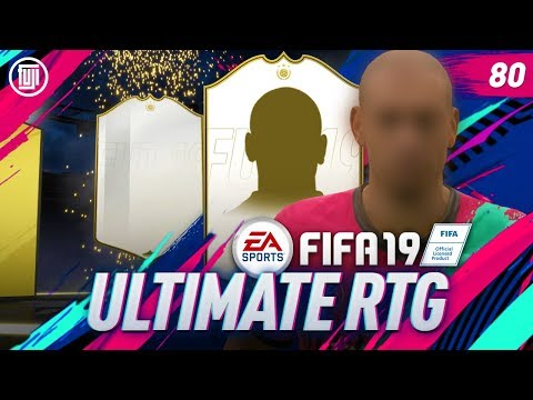 ICON SBC!!! ULTIMATE RTG - #80 - FIFA 19 Ultimate Team