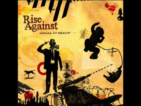 [HQ] Rise Against - Hero Of War  [Lyrics]
