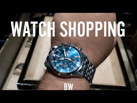 Watch Shopping in Phoenix