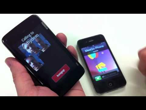 MeeGo Phone by Cybercom
