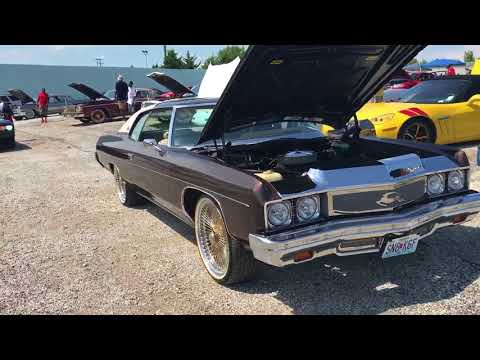 Real Riders CC Car Show Kansas City 2017