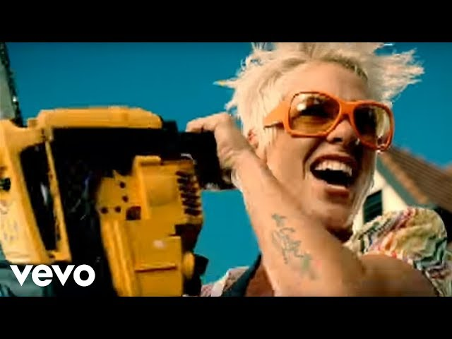 P!nk - So What (Official Video)