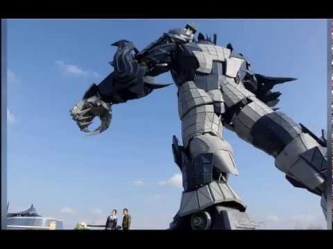 Primeiro parque de diversões de realidade virtual da China!