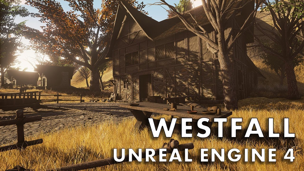 Westfall in unreal engine 4 youtube for West fall