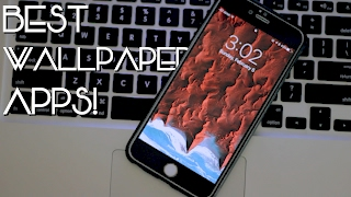 The Best Wallpaper Apps for iOS!