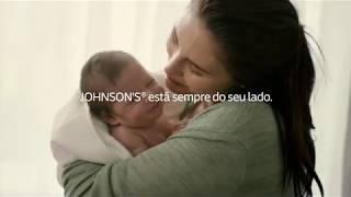 JOHNSON'S® com você em todos os...