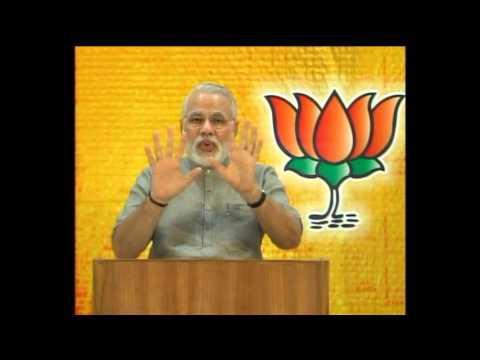Shri Narendra Modi addresses Indian Diaspora at OFBJP-USA Annual National Convention