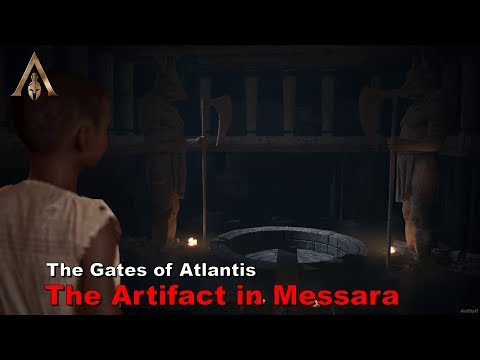 Assassin S Creed Odyssey The Artifact In Messara The Gates Of