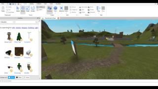 Roblox- Как Создать Свою карту в