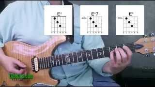 Evil Guitar Chords