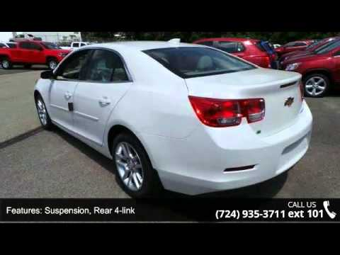 Perfect 2015 Chevrolet Malibu LT   Baierl Chevrolet   Wexford, PA.
