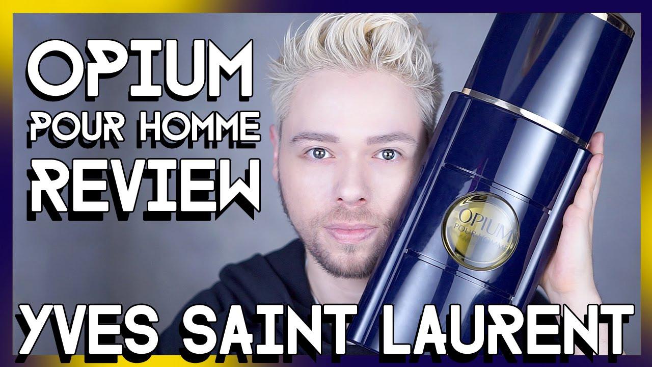 Parfum Homme De Review Saint Pour Yves Laurent Eau Opium UVSzMGqp