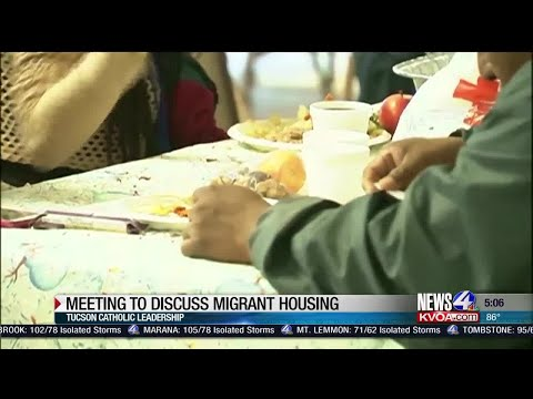 Church, civic officials to discuss temporary housing for asylum seekers